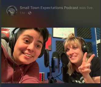 Episode 42 – B & H Live! – Small Town Expectations